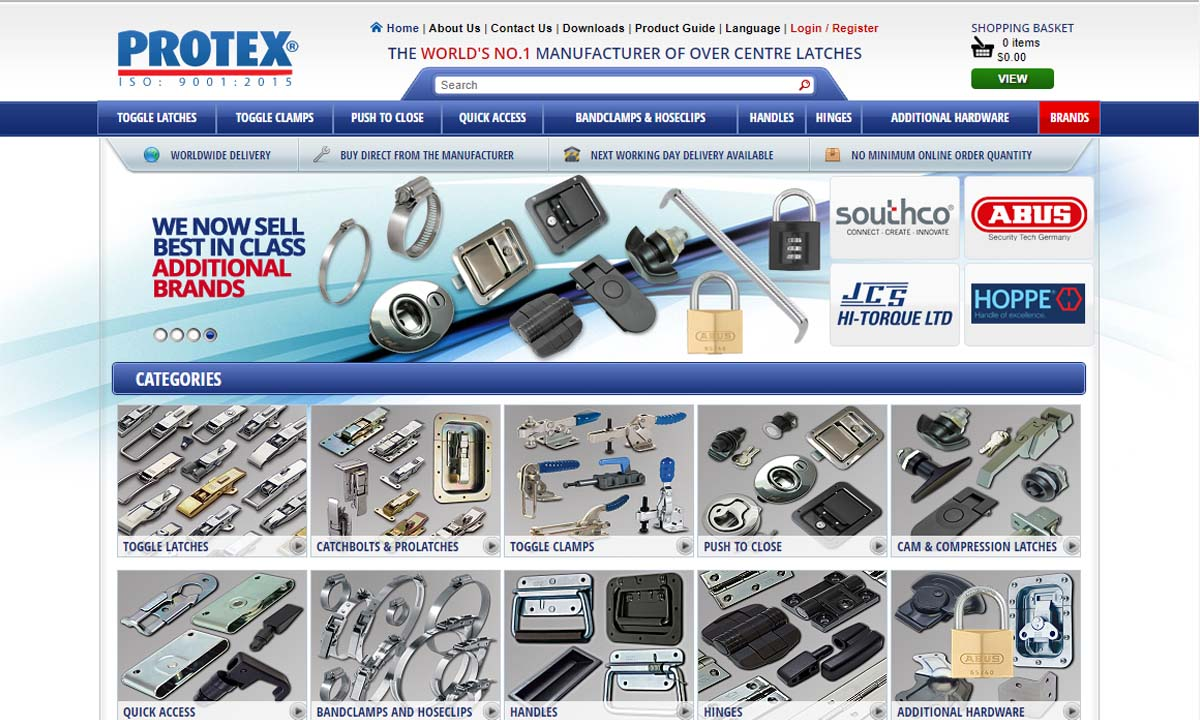 More Latch Manufacturer Listings