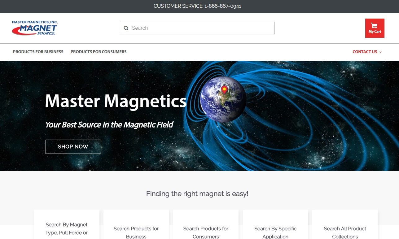Master Magnetics, Inc./The Magnet Source™